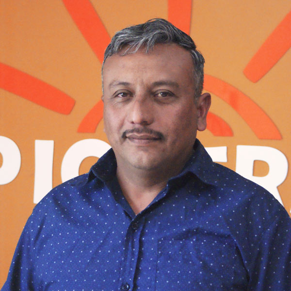Employee Spotlight: Jorge Camarena Jiménez