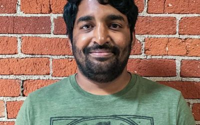 Team Spotlight: Chaitanya Vemprala