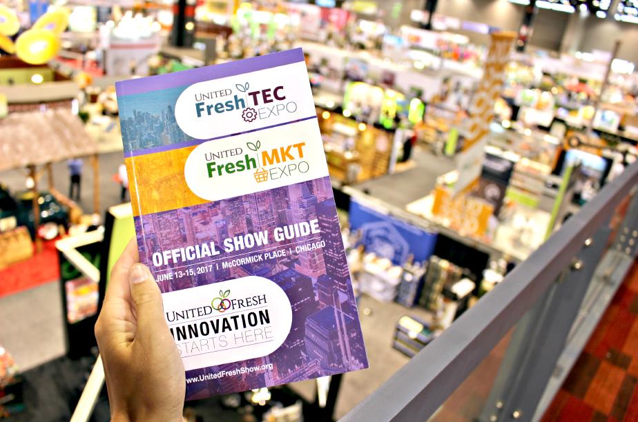 5 Marketing Trends at United Fresh MKT 2017