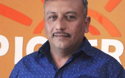 Team Spotlight: Jorge Camarena Jiménez