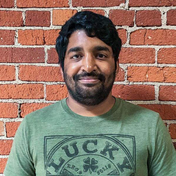 Team Spotlight: Chaitanya Vemprala